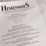 Foto de Hemenway's Seafood Grill & Oyster Bar