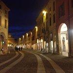 Piazza e Corso Mazzini di Correggio