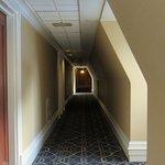 9th floor hallway