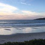 Carmel Beach ... in pastels. ;-)