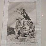 Las poderosas imágenes de Goya.