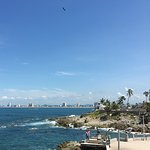 View from the malecon
