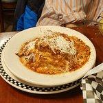 Lasagne, Italian pie & dessert!!