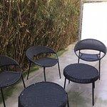HUGE patio in Jewel Room # 5