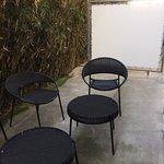 HUGE patio in Jewel Room #5