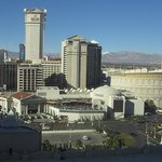 My Room View of Caesar's Palace