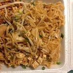 Pineapple Fried Rice / Spring Rolls/ Pad Thai