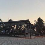 esos atardeceres en la playa del hotel son bellísimos