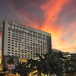 Stay in a hotel that puts you in the heart of the Makati Central Business District