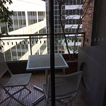 """balcony and """"view"""""""