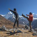 Kung-fu Sherpa :-)