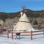 Foto de Ute Bluff Lodge, Cabins & RV Park