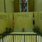 Burial site of Ike, Mamie & Child David