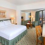 Hilton Executive King Room City View