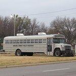 Snow Plow Bus