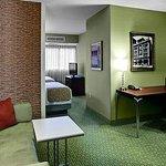 Queen/Queen Suite Living Room