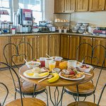Comfort Inn Marshall Station Foto