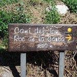 Cami de Jou  - Roc de la Cauba