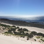 Morgan Beach. What an amazing little secret down in Cape Jervis. The view is incredible and the