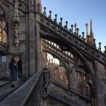 Mailänder Dom (Duomo di Santa Maria Nascente) Foto