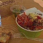 Salade composée XL