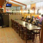 Inside the El Palenque Mexican Grill