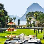 Grand Hotel Villa Castagnola Foto