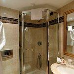 Bathroom Superior At Swiss Diamond Lugano