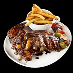 'R' Famous Ribs!