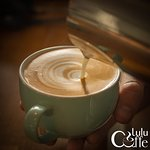 Our Latte is made using the specialty  Clifton Roasted Coffee
