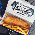 Don't forget to try our Fabulous Fish and Chips and take a photo and share it with us using the