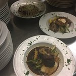 Restaurant X Bistro Davidson  A selection of Dinner Entrees  Everything from scratch !!!!!!