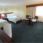 Habitación del hotel Hodelpa Gran Almirante, en Santiago, Republica Dominicana 3