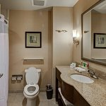 Two Queen Beds Guest Bathroom