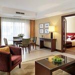 Grand Residence Livingroom