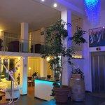 ingresso Raffaelli Park Hotel Forte dei Marmi
