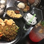 A complete meal for 2 pax at only $14