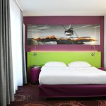 Foto di ibis Styles Luzern City