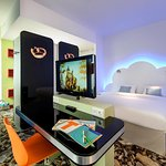 Photo de Ibis Styles München Ost Messe