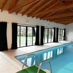 Lovely heated private indoor pool