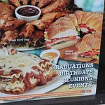 Cottage Inn Pizza - Southfield, MI - Catering for Graduation, Birhtdays, Reunions, and other eve