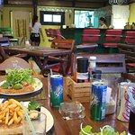 Das Restaurant ist kleiner als zuvor