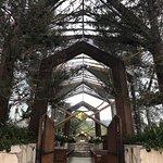Glass Church / Wayfarers Chapel Foto