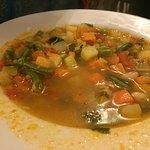 Zuppa Verdure - Veg soup