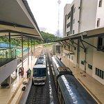 tanjong are railway station
