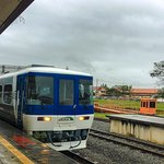 the train from Papar to Beaufort