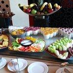 Breakfast fruit