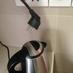 Humorous: I asked them 2 clean a filthy kettle. They brought me another one that I couldn't plug