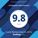booking review awards 2016