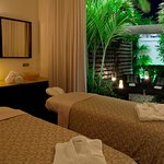Exhale Spa Treatment Room